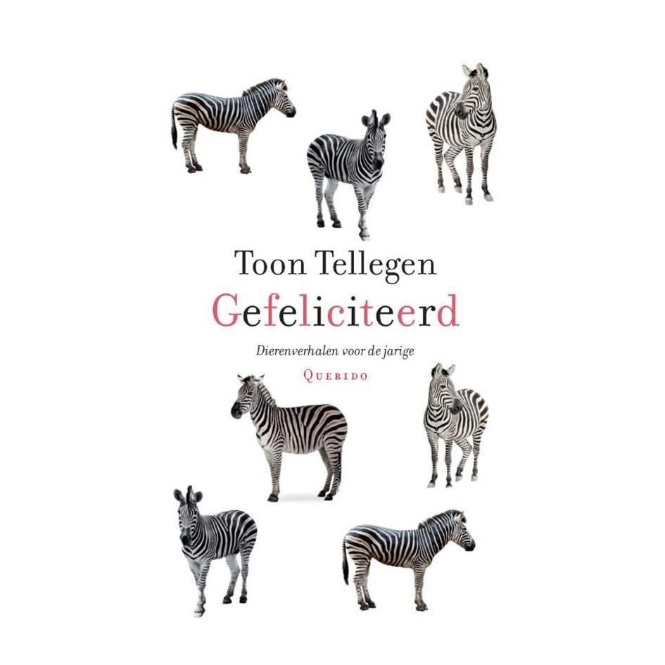 Ongekend Toon Tellegen 'Gefeliciteerd' • Prijs € 8.99 • Alternote.nl VQ-79
